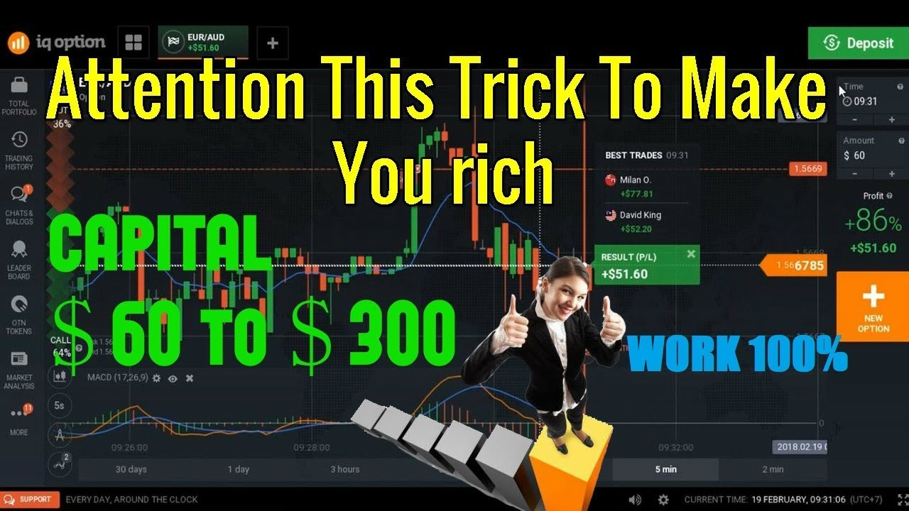 Iq option video tutorial uk from capital 60 to 300 in less iq option video tutorial uk from capital 60 to 300 in less than 5 minutes iq option get money baditri Images