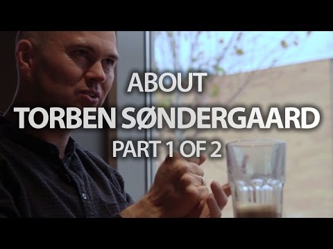 About Torben Søndergaard - part 1: I wanted to see fruit!
