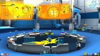 LEGO Universe - Nexus Tower