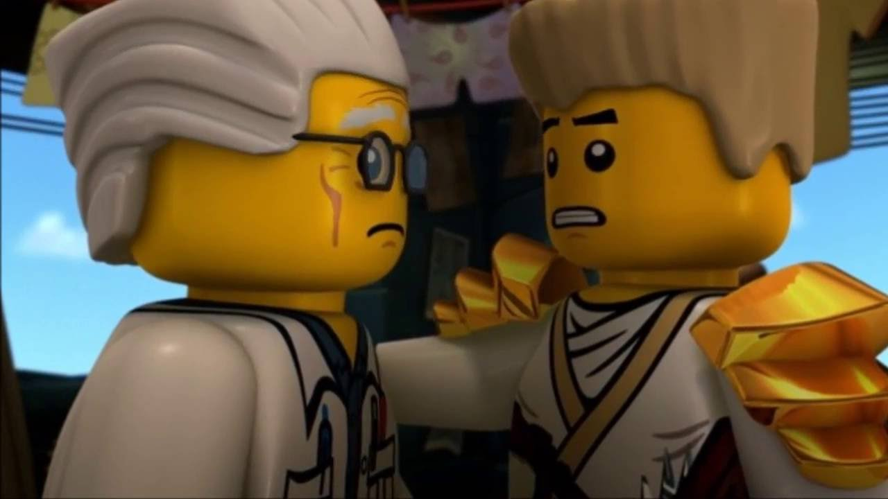 This is an image of Monster Pictures of Ninjago Characters