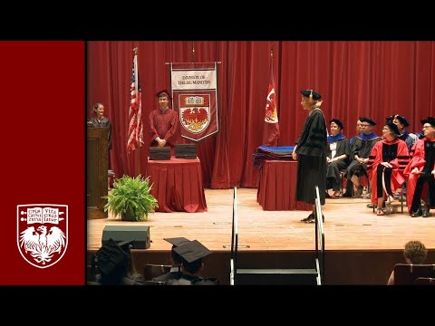 Division of the Humanities Diploma and Hooding Ceremony, Spring 2016
