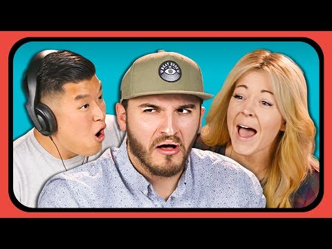YOUTUBERS REACT TO REDDIT 50/50 CHALLENGE #2