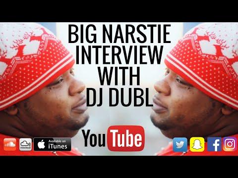 Big Narstie Interview - Did Craig David raise the groupie levels? Robbie Williams, & biggest fear!