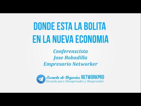 Donde esta la Bolita en la Nueva Economia - Jose Bobadilla