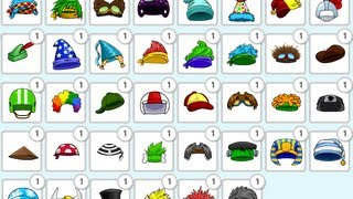 Club Penguin - Puffle hat hack