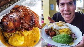 5 comidas que DEBES COMER en Ambato 🇪🇨