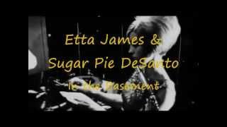 Etta and Sugar Pie a Go Go
