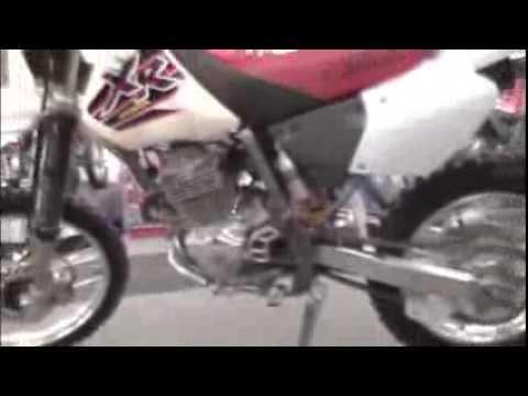 Honda XR250R 1999