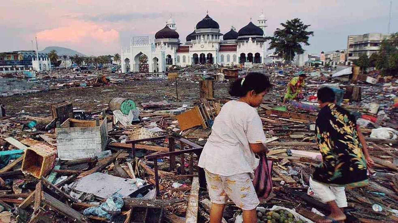 10 Gempa Bumi Terdahsyat Di Dunia  Aceh Termasuk Salah