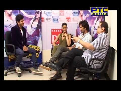 Shahid Kapoor   Ptc Punjabi Show   Phata Poster Nikla Hero Promotion