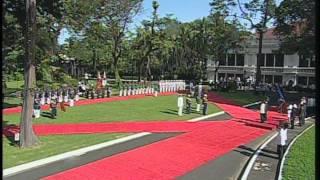 Welcome Ceremony for Korea President Lee Myung-bak 11/21/2011