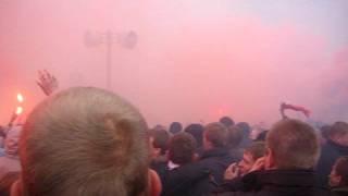 Russian Hooligans-Shinnik Yaroslavl-Spartak Moscow 2008