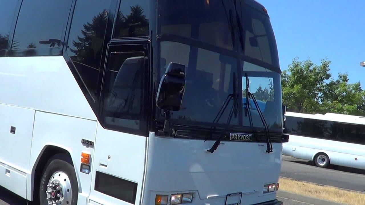 Northwest bus sales 1997 prevost h3 41 50 passenger for Prevost motor coach sales