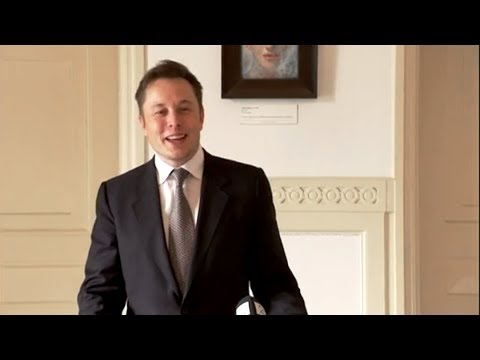 Elon Musk expresses his gratitude to Norway 2013