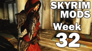 Skyrim Mods - Week #32: Classier Luxury Suite, Castlevania, See You Sleep