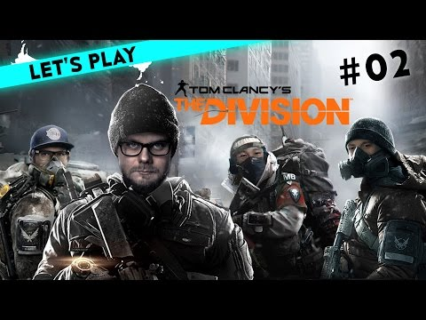 [2] Let's Play The Division mit Budi, Nils, Simon und Etienne | 08.03.2016