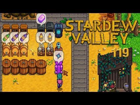 STARDEW VALLEY • #119 - Farmkram | Let's Play