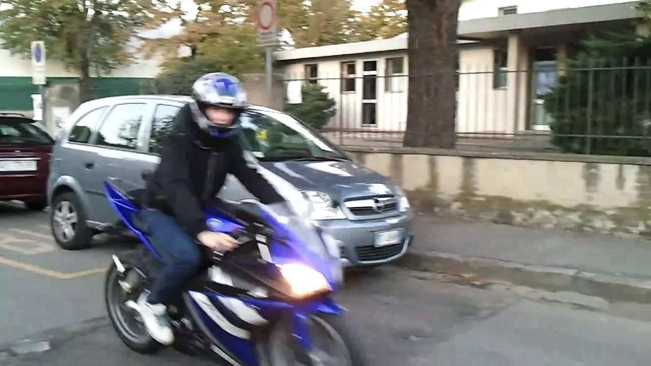 Yamaha yzf r125 usata moto usate 2016 car release date - Yamaha Yzf R125 Con Giannelli Gx One