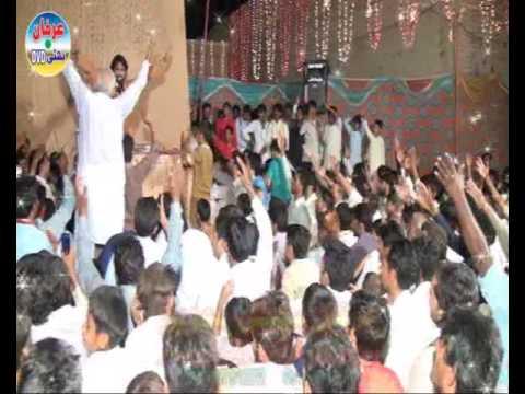 Zakir Muntazir Mehdi Best New Qasiday  Jashan 7 shiban 2016 Bhawana