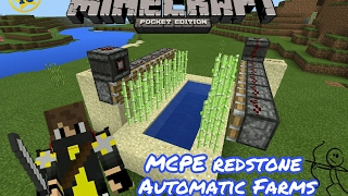 Minecraft Automatic Farms
