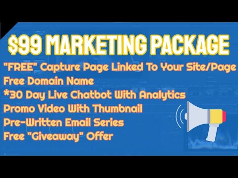 Landing Page, Capture Page, Lead Generation Page On Fiverr $99