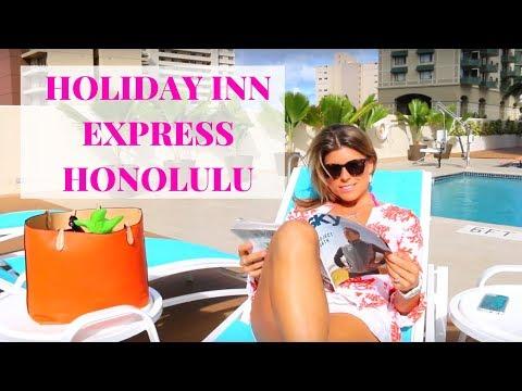 Holiday Inn Express Honolulu - Waikiki, Hawaii