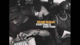 Brand Nubian - What the Fuck