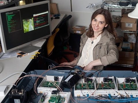 Computer Scientist Dina Katabi, 2013 MacArthur Fellow | MacArthur Foundation