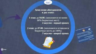 Лайфхак: Как происходит зачисление в вуз