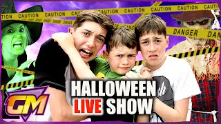 Halloween LIVE FAMILY SHOW! Zombies, Witches, Games, surprises and more!