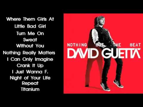 novo cd david guetta nothing but the beat