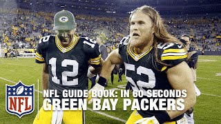 The Green Bay Packers: The Pack | In 60 Seconds | NFL