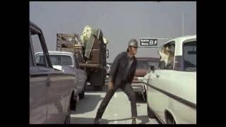 JACK NICHOLSON-FIVE EASY PIECES-Mad like a dog