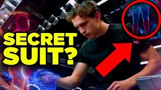Spiderman Far From Home NEW SUITS Trailer Breakdown