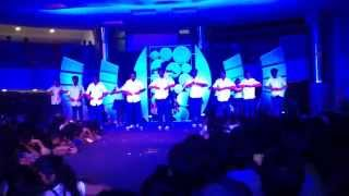 dance freakz iit bhu performance at rendezvous 14