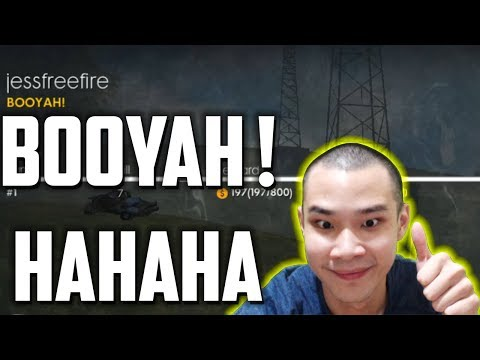 B O O Y A H ! HAHAHA - Free Fire : Battlegrounds Indonesia