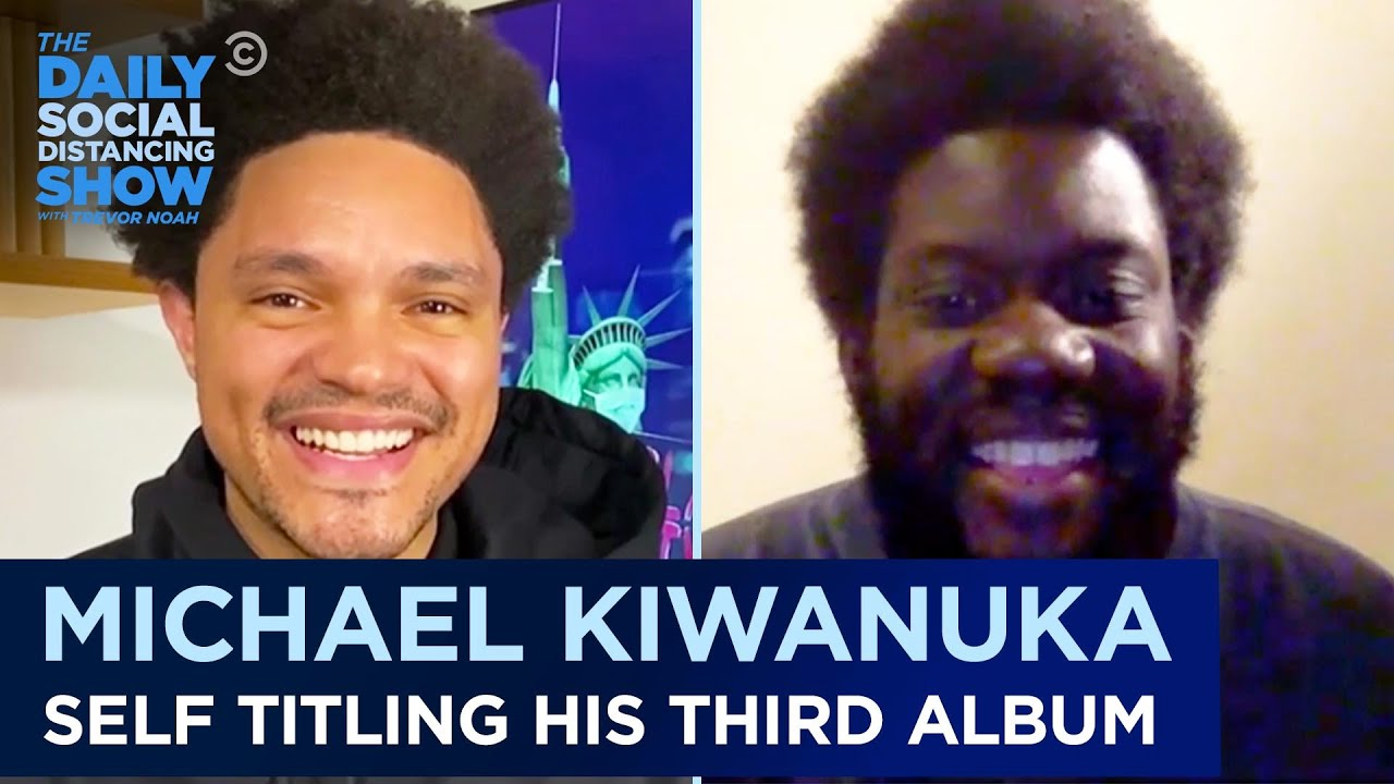 "Michael Kiwanuka - ""Kiwanuka"" & Coming to Terms with Who He Is 