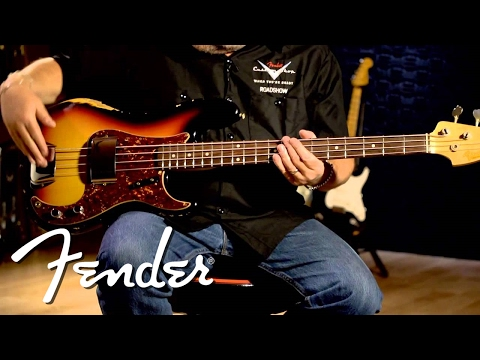 Elvis Costello talks about his Fender® Jazzmaster® guitar | Fender from YouTube · Duration:  7 minutes 24 seconds