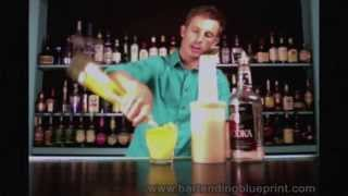 Harvey Wallbanger Drink Recipe