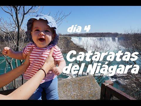 Vlog Bebé De Viaje En Canadá - Cataratas Del Niágara Y Skylon Tower (día 4)