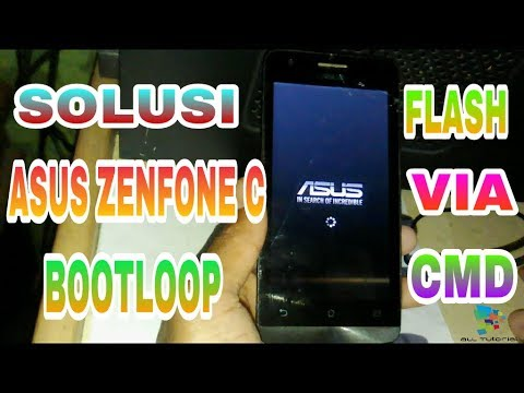 how-to-flash-asus-zenfone-c-z007-bootloop-via-cmd-(adb)