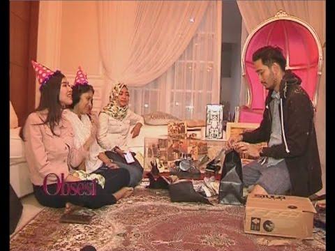Keseruan Surprise Ultah Jeje Govinda yang Dilakukan Syahnaz Bersama Fans - Obsesi 22/04