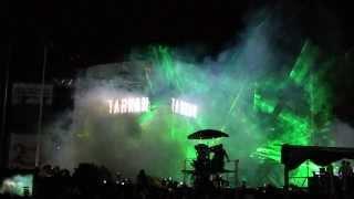 Tarkan Karadeniz Ereğli 2013 konseri,saneye çıkış. (Aşk Gitti Bizden)