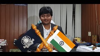 Success Story of An Young Collector Krishna Teja | Evacuated Over 2 Lakh People in 3 Days