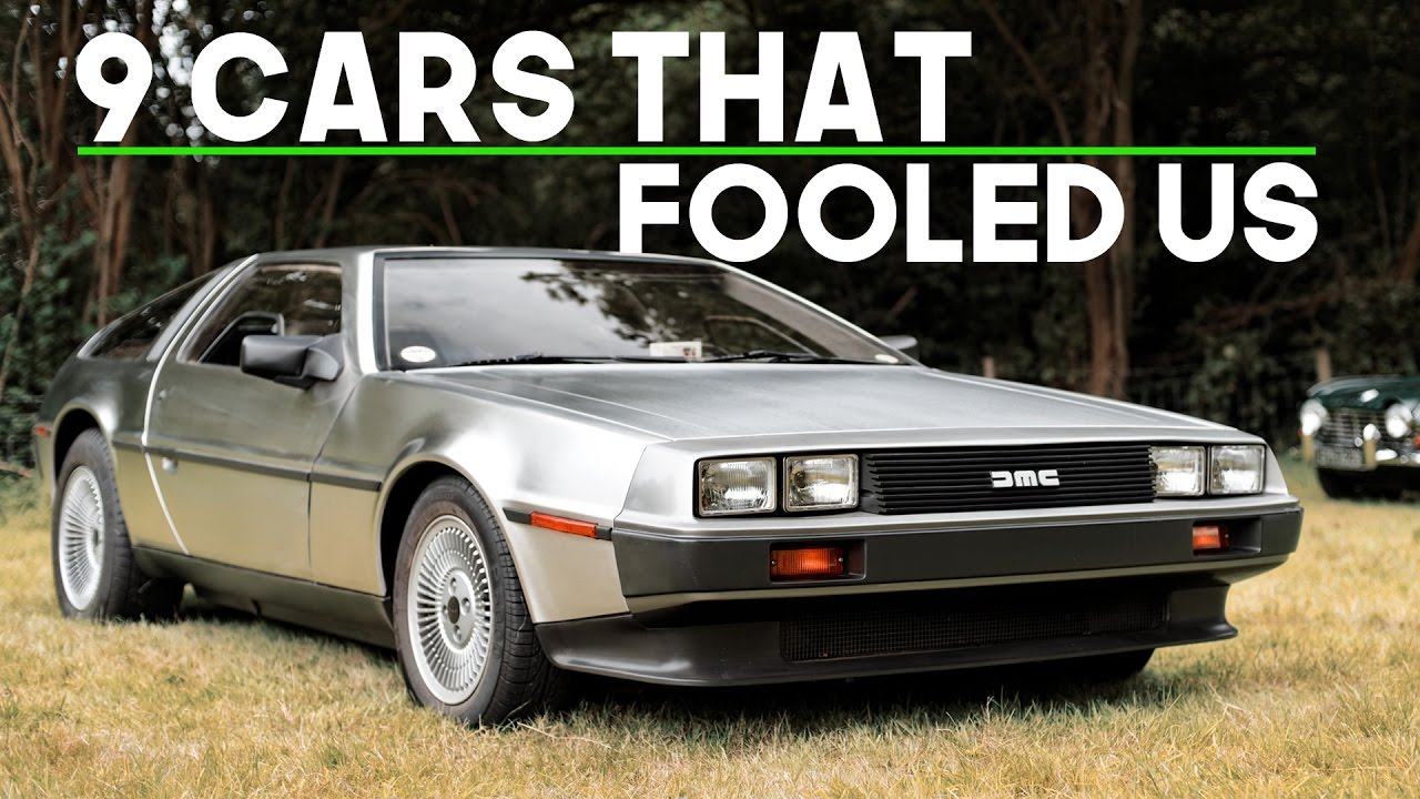 9 Slow Cars That Fooled Us Into Thinking They Were Fast - YouTube