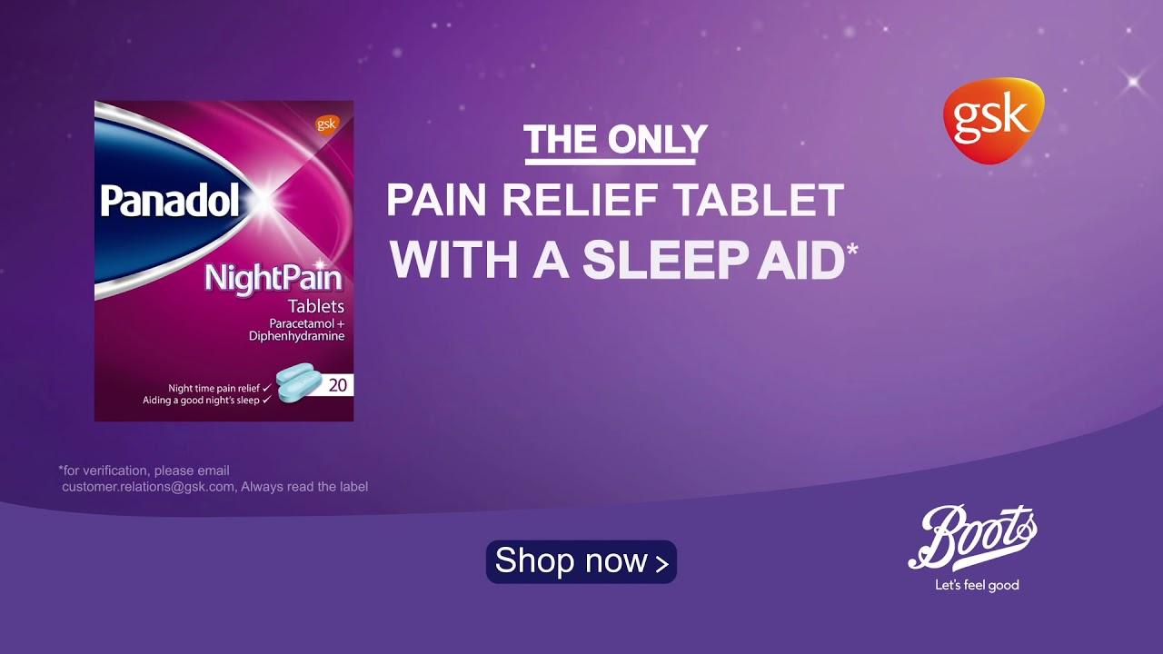Panadol Night Pain