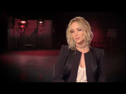Red Sparrow Jennifer Lawrence Behind The Scenes Interview