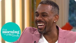 Richard Blackwood Won't Say If He's Left EastEnders For Good | This Morning