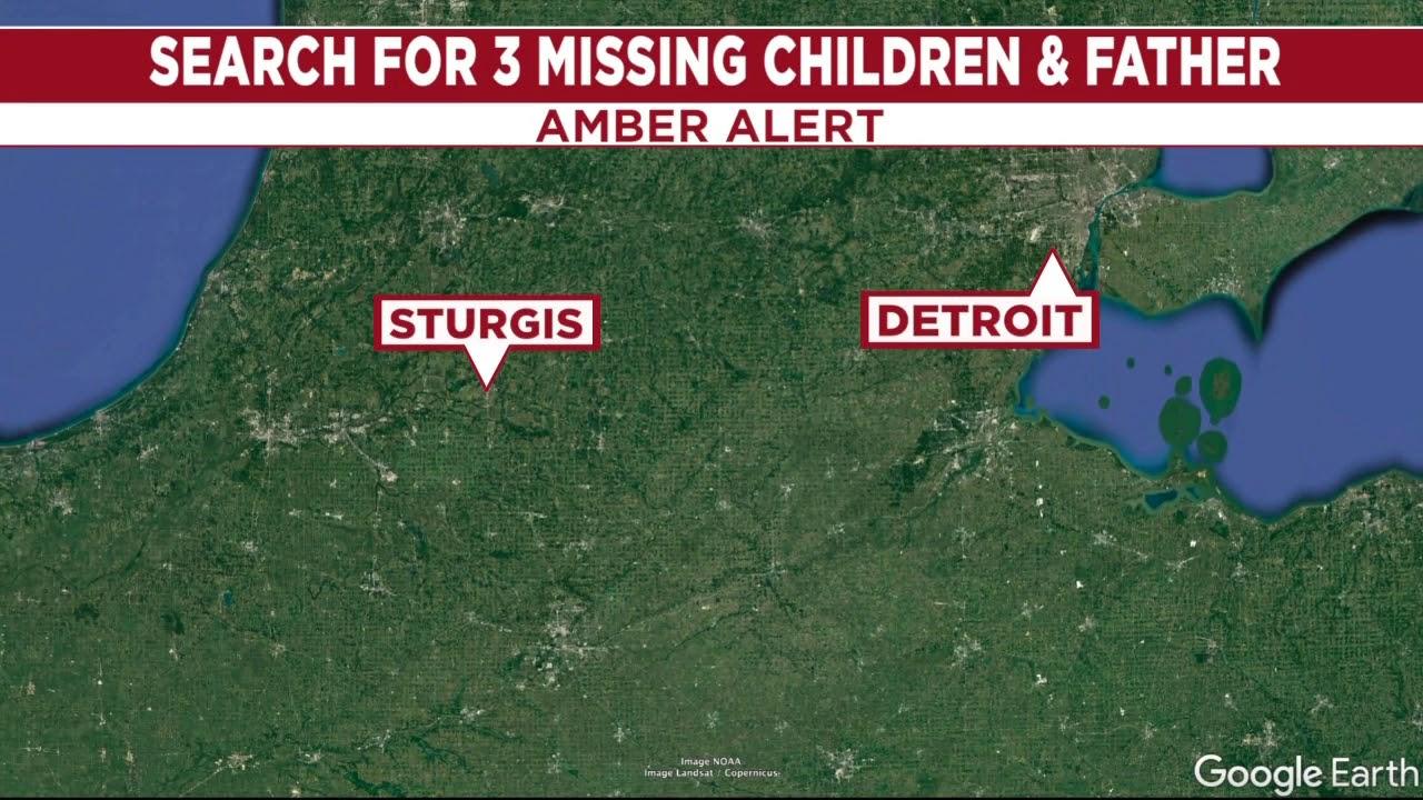 AMBER Alert canceled: Child safe, suspect in custody