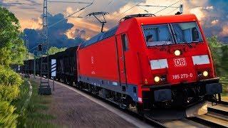 Let's Play Train Sim World | TSW Ruhr Sieg Nord | Hagen - Finnentrop | BR 185.2 Deutsche Bahn AG